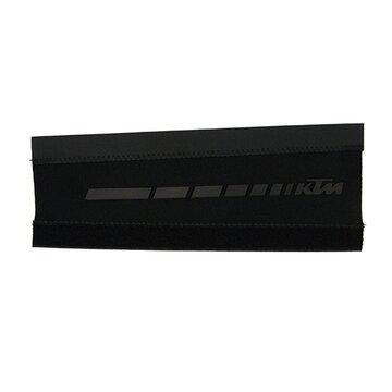 Apsauga po grandine KTM juoda su pilku logotipu 95x110x300mm
