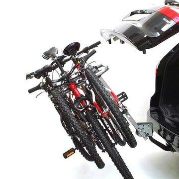 Autobagažinė Peruzzo Arezzo 3 dviračiam ant grąžulo (be dėžės)