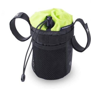 Dviračio krepšys ant vairo ACEPAC Nylon (juodas)