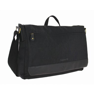Dviračio krepšys ant bagažinės HAPO-G Messenger, su petneša 40x8x30 cm 9,5l