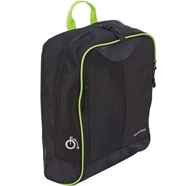 Dviračio krepšys ant bagažinės Prophete 10 l (juodas)