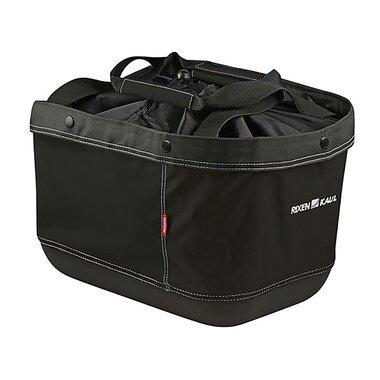 Dviračio krepšys ant bagažinės Rixen&Kaul ALINGO GT RT 20l (juodas)