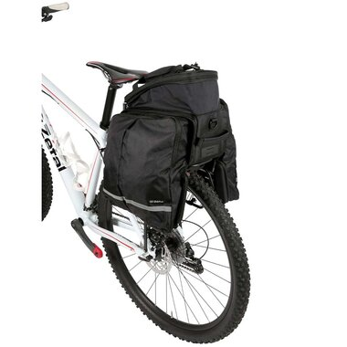 Dviračio krepšys ant bagažinės Zefal, 320x230x215 cm, 32l