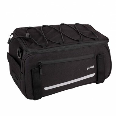 Dviračio krepšys ant bagažinės Zefal Trunk Z 40, 31x18x14 cm, 9l