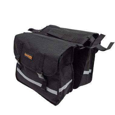 Dviračio krepšiai ant bagažinės Prophete 30 l (juodas)