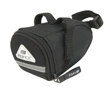 Krepšelis po balneliu FORCE Eco 0,8l (juodas)