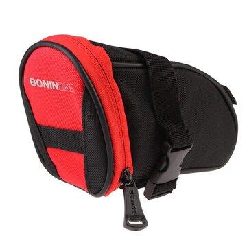 Krepšelis BONIN po balneliu 15x8x9cm (juoda/raudona)