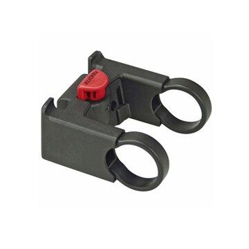 Krepšelio laikiklis KlickFix ant vairo 31,8mm