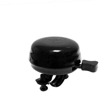 Dviračio skambutis 55 mm (metalinis, juoda)