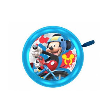 Dviračio skambutis BONIN Mickey Mouse (mėlyna)