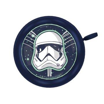 Dviračio skambutis BONIN Star Wars Storm Trooper 55mm