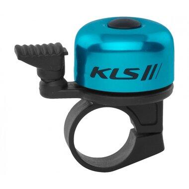 Dviračio skambutis KLS Bang 10 (mėlyna)