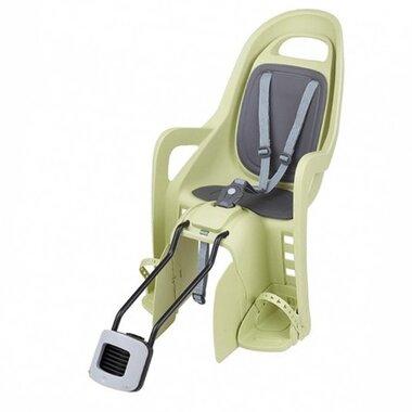 "Dviračio kėdutė Polisport Groovy FF 29"", ant rėmo (žalsva)"