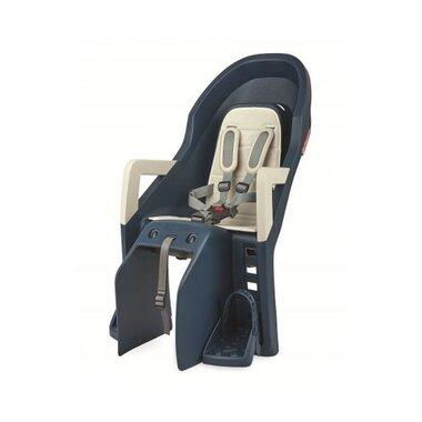 Dviračio kėdutė Polisport Guppy Maxi+ CFS, ant bagažinės (mėlyna)