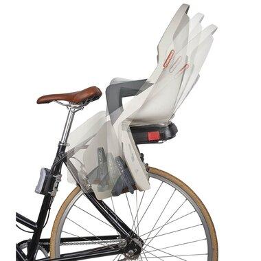 Dviračio kėdutė Polisport Guppy Maxi + RS, ant rėmo (kreminė)