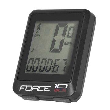 Kompiuteris FORCE WLS 10 funkcijų, belaidis (juodas)