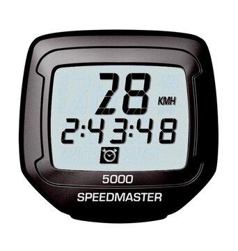 Kompiuteris Sigma PL 5000 Speedmaster, laidinis, 5 funkcijos
