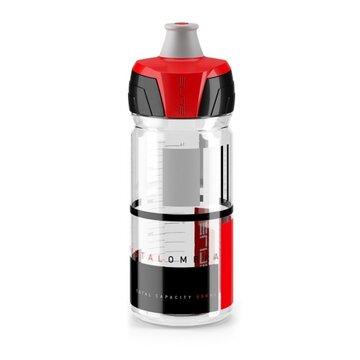 Gertuvė Elite Crystal Ombra 550ml (raudona)
