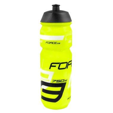 Gertuvė Force Savior 0,75l (fluorescencinė/juoda/balta)