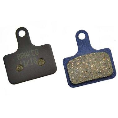 Stabdžių kaladėlės BRACKO Shimano Road/Gravel series disk