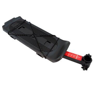 """Bagažinė 24-29"""" tvirtinama ant balnelio stovo 25.0-31.6mm max 9kg (juoda)"""