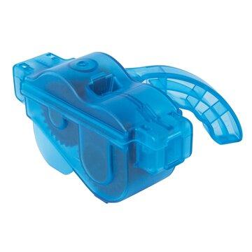 Grandinės valytuvas FORCE plastikinis, mėlynas, su rankenėle