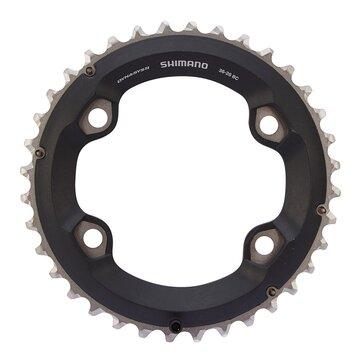 Priekinio bloko žvaigždė Shimano SLX M7000 36T 11 pavarų