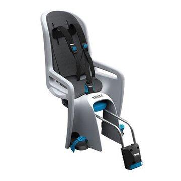 Dviračio kėdutė THULE Ride Along gale ant dviračio rėmo, max 22kg (pilka)