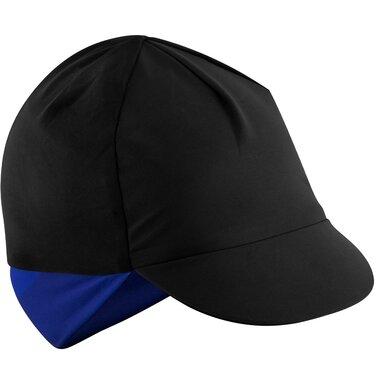 Kepurė FORCE Brisk su snapeliu (juoda/mėlyna) L-XL