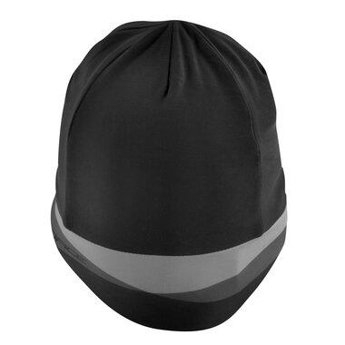 Kepurė FORCE Brisk su snapeliu (juoda/pilka) L-XL