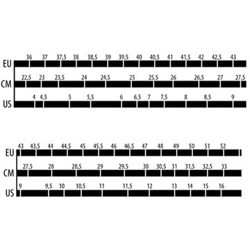 Batai Force MTB Free (juoda/fluorescentinė) 44
