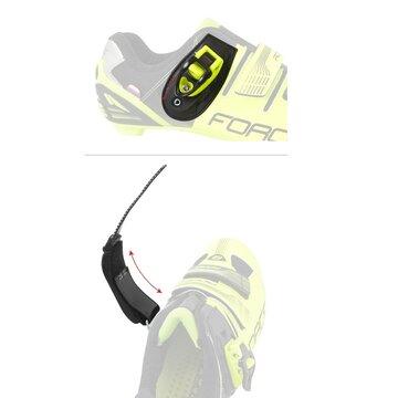 Batai Force MTB Hard (juoda/fluorescencinė) dydis 46