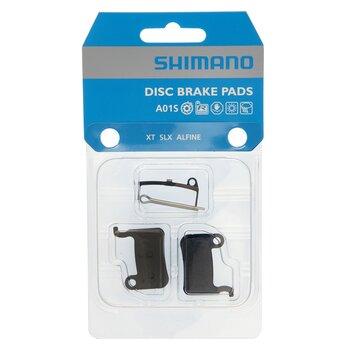 Diskinių stabdžių kaladėlės Shimano A01S BR-M775