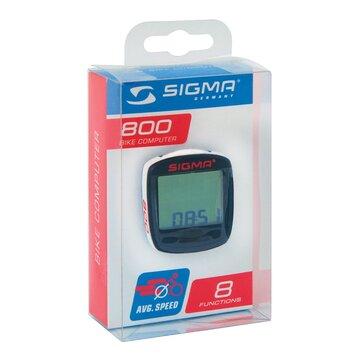 Dviračio kompiuteris Sigma Baseline 800, laidinis, 8 funkcijos