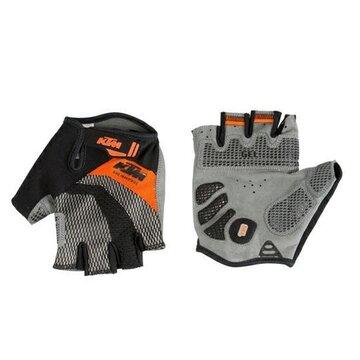 Dviratininko pirštinės KTM (juoda/oranžinė) S