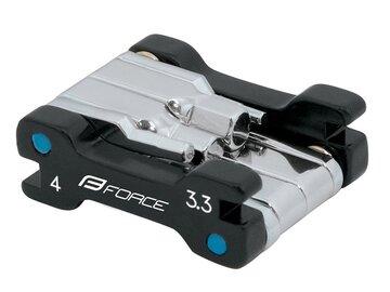 Sulankstomas įrankių kompl. Force 12 funkcijų