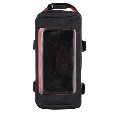 Dviračio krepšys ant rėmo KLS Celly Eco, 0,7l (juodas)