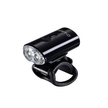 Priekinis žibintas D-LIGHT 211W USB 2LEDx0,5W