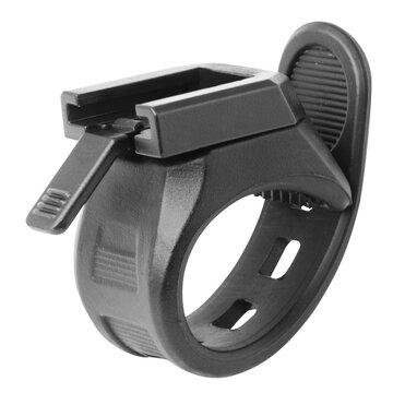 Priekinis žibintas FORCE BUG-400 USB (juodas)