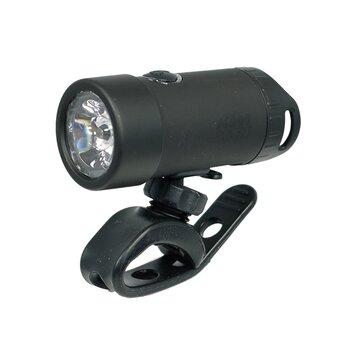 Priekinis žibintas KTM LED 200 lumen (juodas)