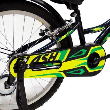 "FUNZY Flash 20"" dydis 10"" (26cm) (plieninis, tamsiai mėlyna/žalia)"
