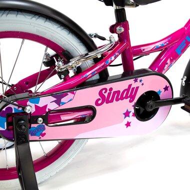 """FUNZY Sindy 16"""" (plieninis, rožinė)"""