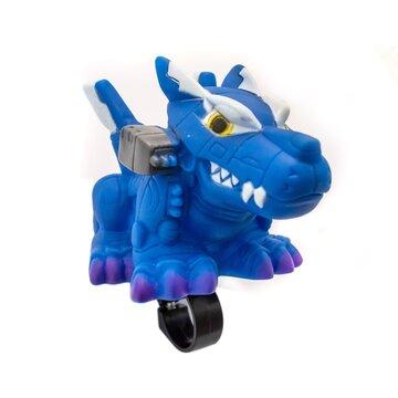 Garsinis signalas mėlynas drakonas