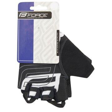 Pirštinės FORCE Sport (juodos) XL