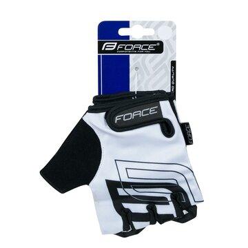 Pirštinės FORCE Sport (balta) L