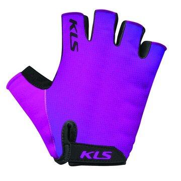Pirštinės KLS Factor (violetinė) M