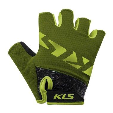 Pirštinės KLS Lash (tamsiai žalia) S
