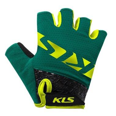 Pirštinės KLS Lash (žalia) XS