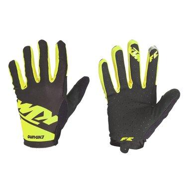 Pirštinės KTM Factory Enduro (juoda/geltona) L