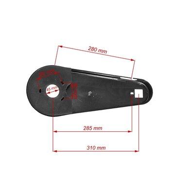 Grandinės apsauga DY-C20 PVC 16